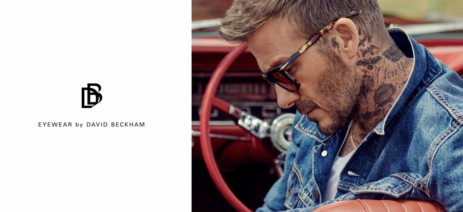 DB David Beckham Eyewear