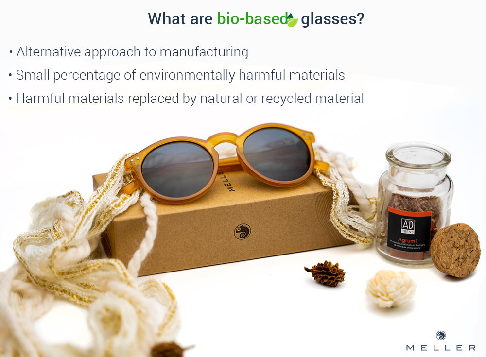 what are bio-based glasses?